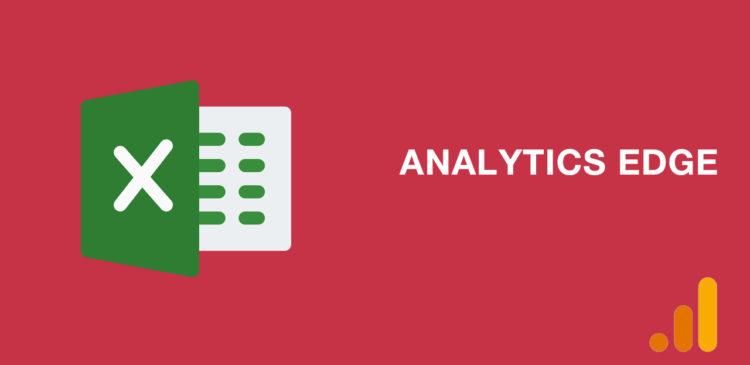 Google Analytics Edge
